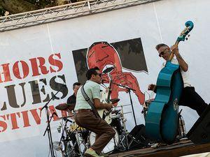Cahors Blues Festival ; 14 juillet