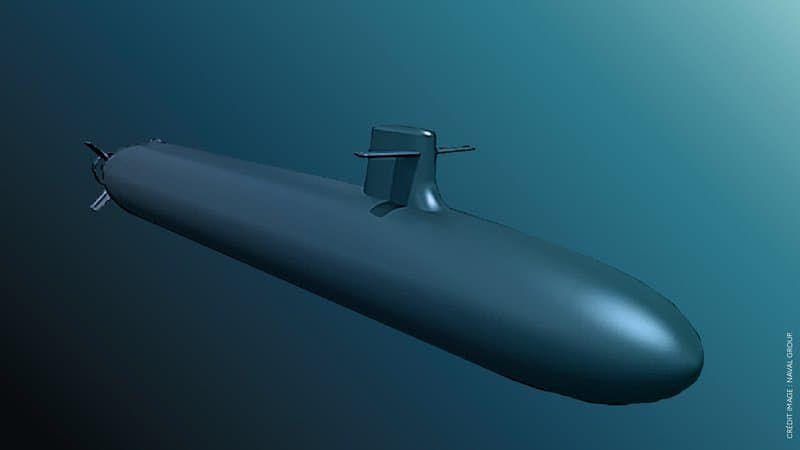 Des nouveaux sous-marins nucléaires pour la Marine nationale en 2035