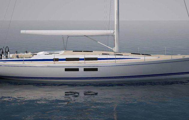 Nautor's Swan annonce le lancement d'un tout nouveau voilier de grand voyage, le Swan 54
