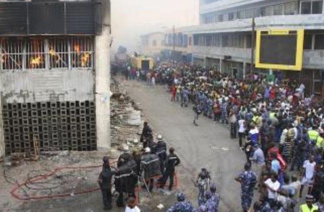 Où sont les autres veritables responsables de l'incendie du grand marché de Lomé ?