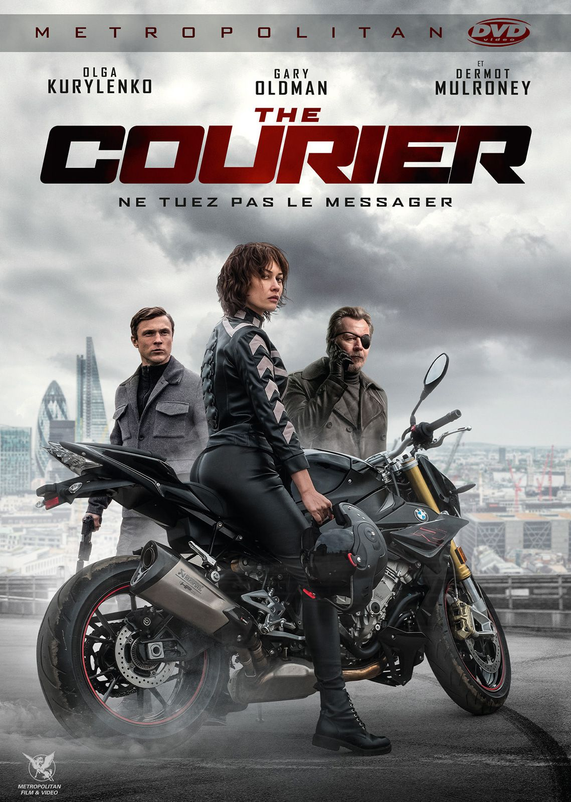 The_courier