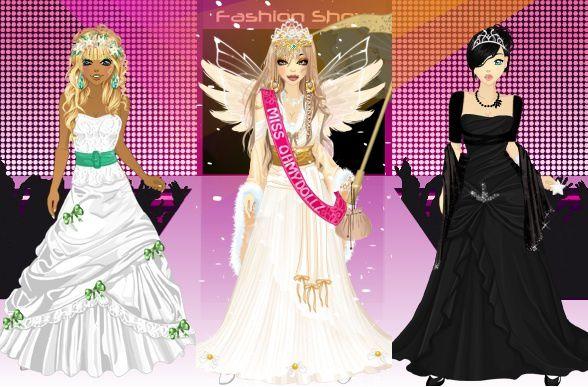 Podium miss ohmydollz semaine, toutes les dollz gagnantes du défilé ! Miss, première dauphine et deuxième dauphine