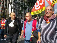 12 septembre: la CGT Korian dans la rue!!!