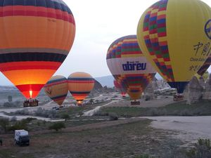 Cappadoce et Est de la Turquie