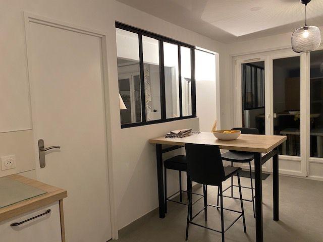 Rénovation cuisine - espace repas