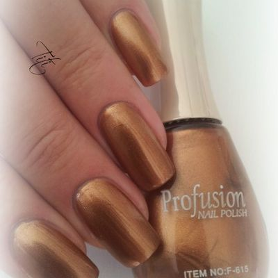 Vernis Or Profusion