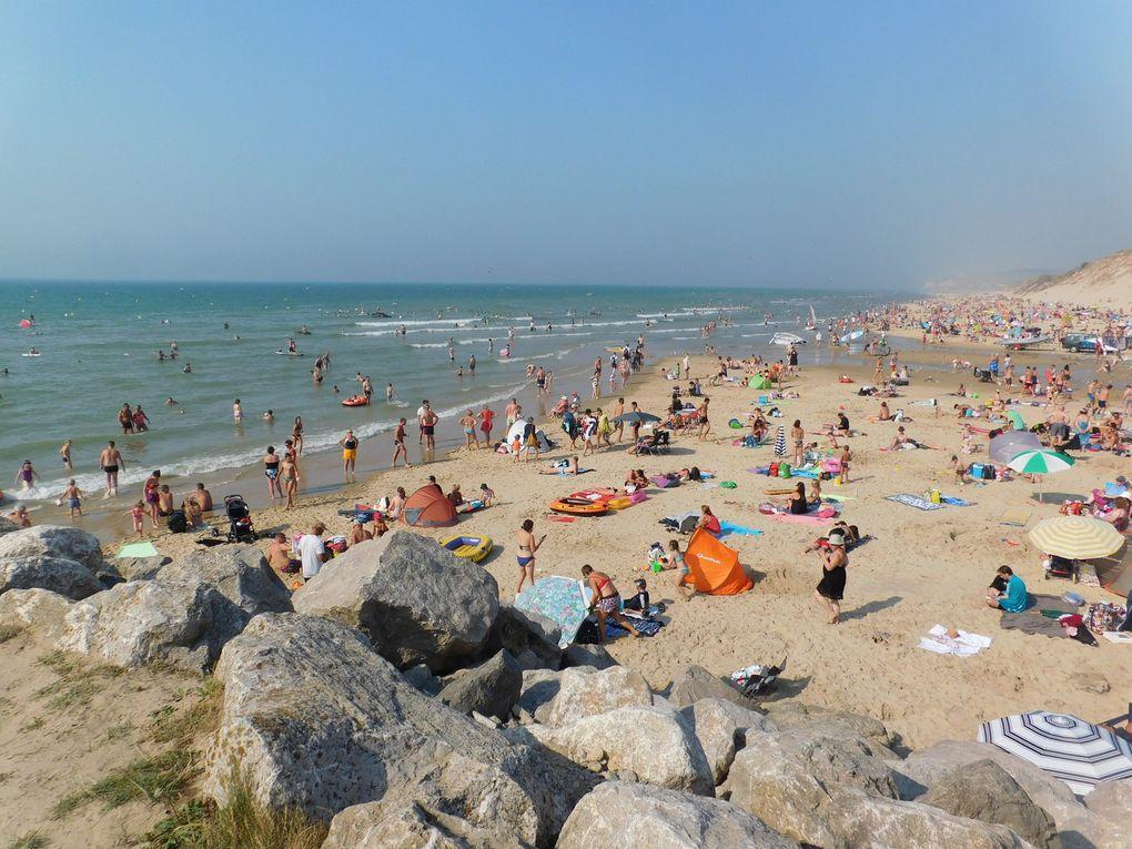 ~ Mi d'après-midi / fin d'A-M ~ Wissant ~ Ville et plage ~ Ville des peintres ~ In solo ~ JE(u) d'ombre ~