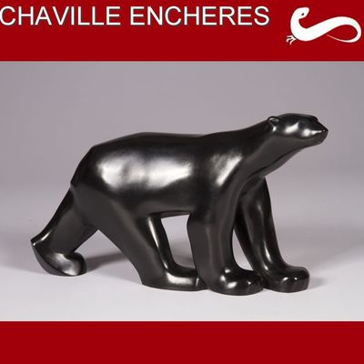 CHAVILLE ENCHERES Artistes animaliers 15 février 2015