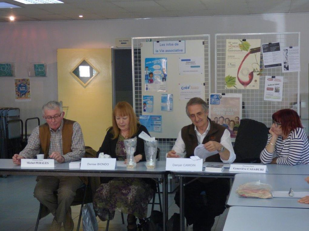 A noter le retour de Rose-Marie Palun  et Jean Di Fusco dans les participants au concours  et Monique Morucci présidente du jury