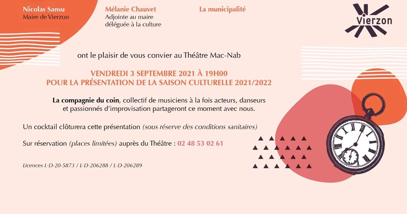 Mac-Nab : Vierzonitude vous présente la saison avant le 3 septembre !