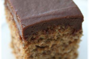Gâteau aux noix de Marie-Reine (sans gluten, sans beurre)