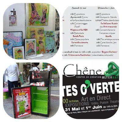 Expo au chene - 31 mai au 01 Juin 2014