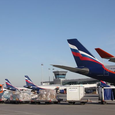 Aeroflot is the first airline in Russia to provide real-time location information for all baggage handled by the airline