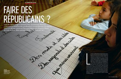 Parution Magazine La Vie