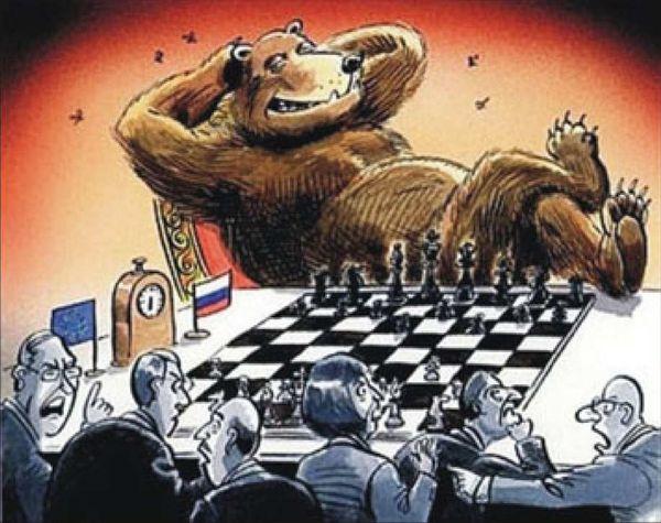 De l'Ukraine, de la Syrie et de l'or