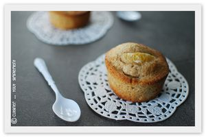 Muffins Mandarine - Amande