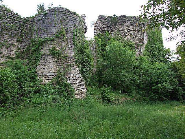 Diaporama château de Preny