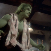 L'Incroyable Hulk (épisode 10) : Embarquement clandestin (Waterfront story) - SILVER SCREEN