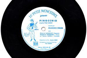 Pinocchio raconté par François Périer - 1956
