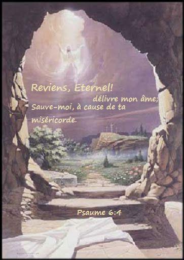 """Psaume de David 06 """" Imploration dans l'épreuve """""""