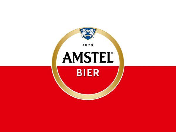 Branding : Nouveau logo pour la marque AMSTEL Beer