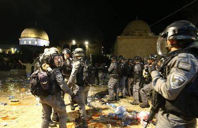 Jérusalem : Exigeons des sanctions