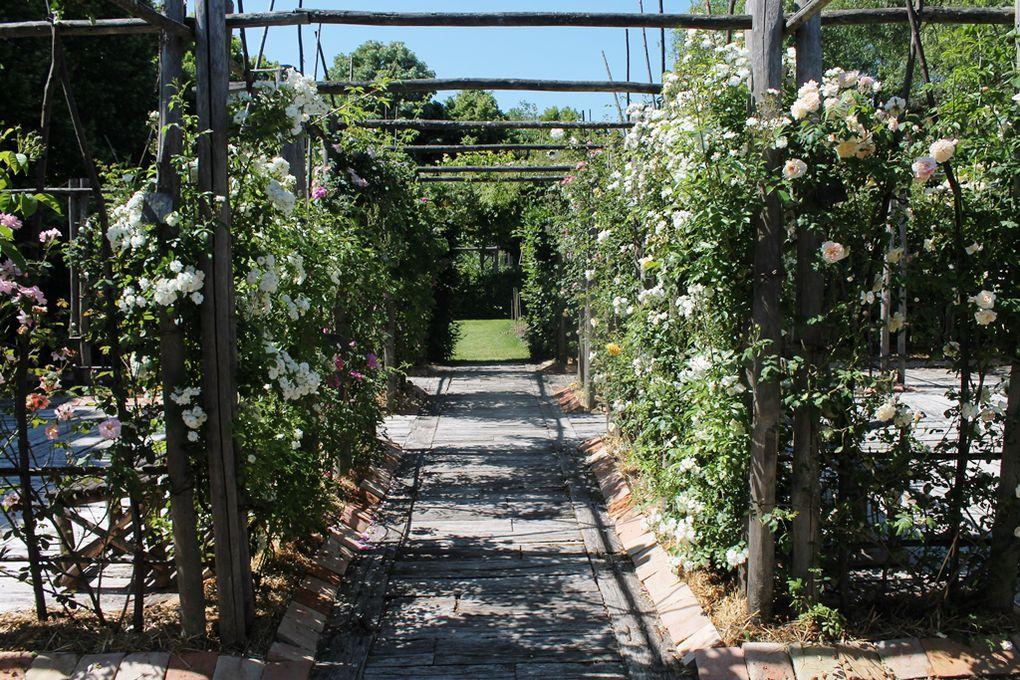 Comment trouver mieux pour un moment détente et sérénité que les jardins du Prieuré d'Orsan ...