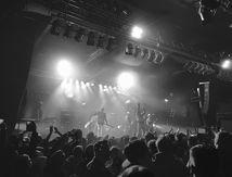 Turbonegro Köln - Live Music Hall 19. Februar 2016