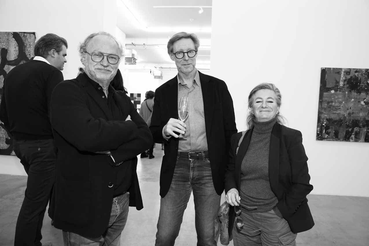 Emmanuel Fache, Guillaume Nogacki, Linda Fache