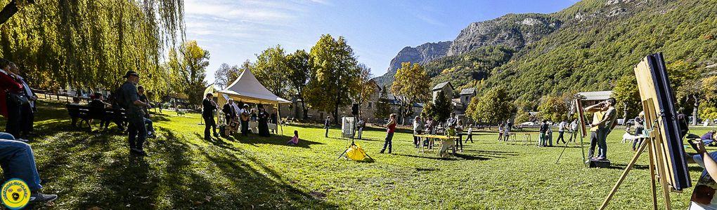 Revendran Colmars les Alpes , journée sur le thème du pastoralisme