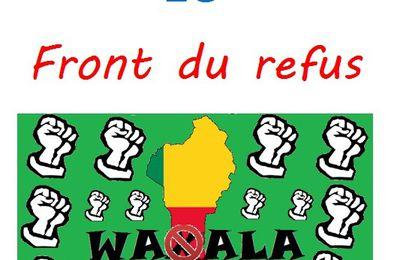 Front du Refus du Bénin-Waxala et de la recolonisation