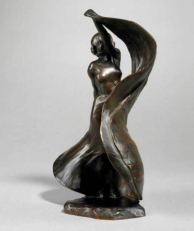 Loïe Fuller : artiste et égérie