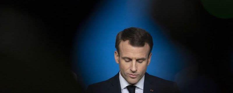 Mort de VGE : Macron s'adresse aux Français à 20 heures et reporte son entretien sur Brut