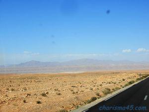 RN10 Tinejdad-Errachidia (Maroc en camping-car)