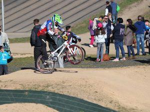 La fête du vélo, c'est le 3 juin sur la piste de Cournon