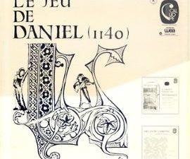 le jeu de DANIEL ,autour du livre de DANIEL le héros d'un livre de l'ancien testament