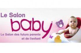 Evènement/site web : le Salon Baby à Paris (ce week-end) puis dans d'autres grandes villes de France...