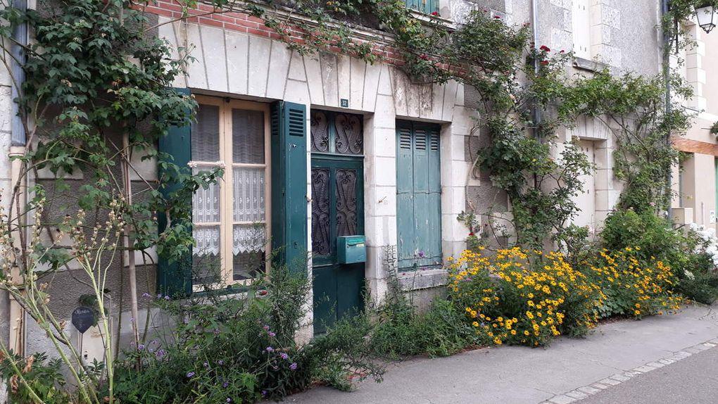 Chédigny, le village-jardin