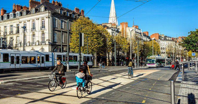 Nantes Métropole retenue pour organiser le congrès Vélo-city en 2015