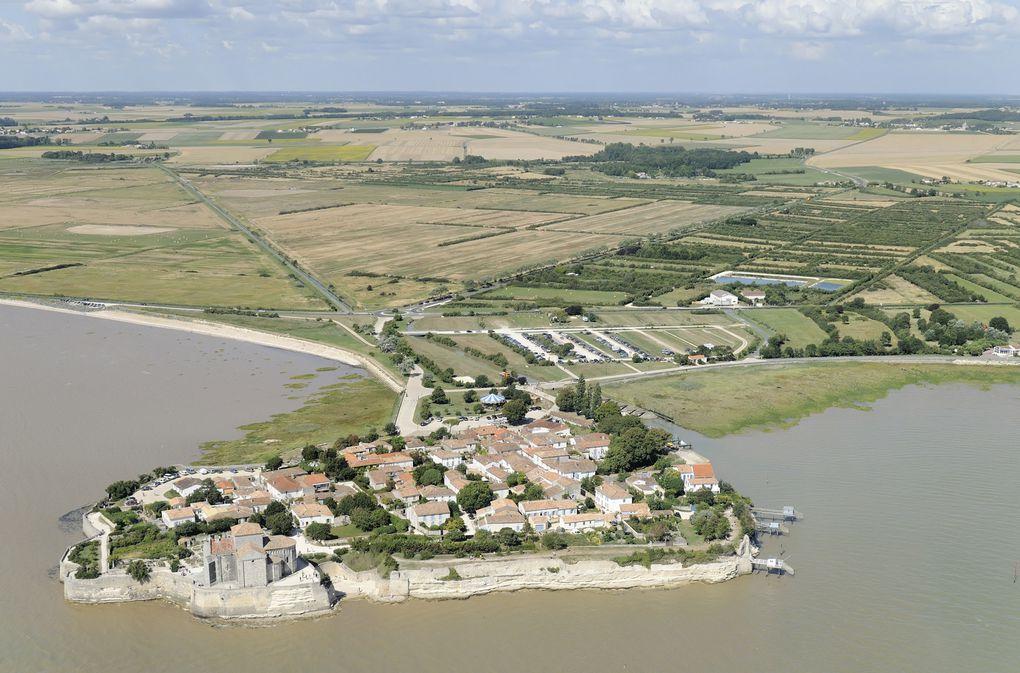 Nord de la Gironde aux alentours de Soulac