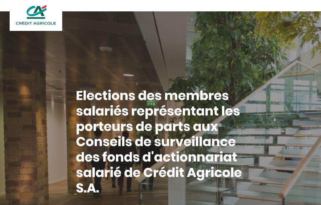 Elections des représentants des FCPE du 04 au 10 novembre 2020