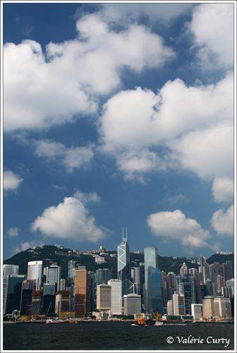 Photographies de Hong-Kong