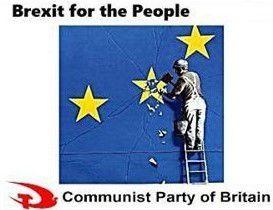 Royaume-Uni : Les communistes ont appelé les députés à voter pour le projet de loi de retrait de l'UE