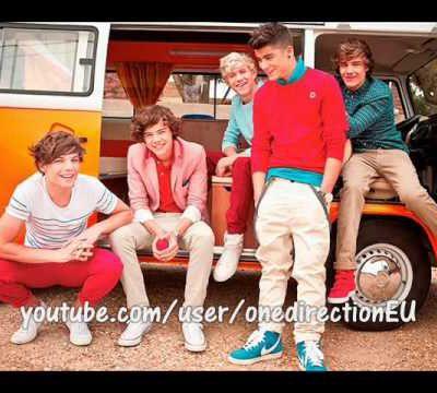Na Na Na - One Direction (avance)