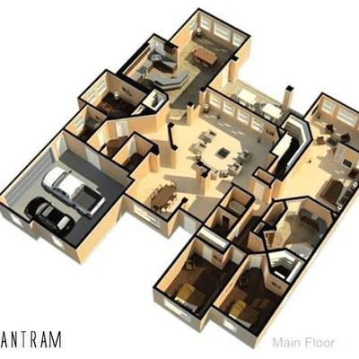 What are the benefits of 3d Floor Plan and 3d CGI??