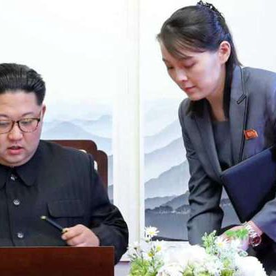 With Kim Jong Un's health uncertain, spotlight shifts to his sister Kim Yo Jong!