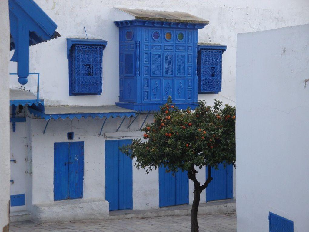 Tunis , Sousse , Sfax, Kerkenah