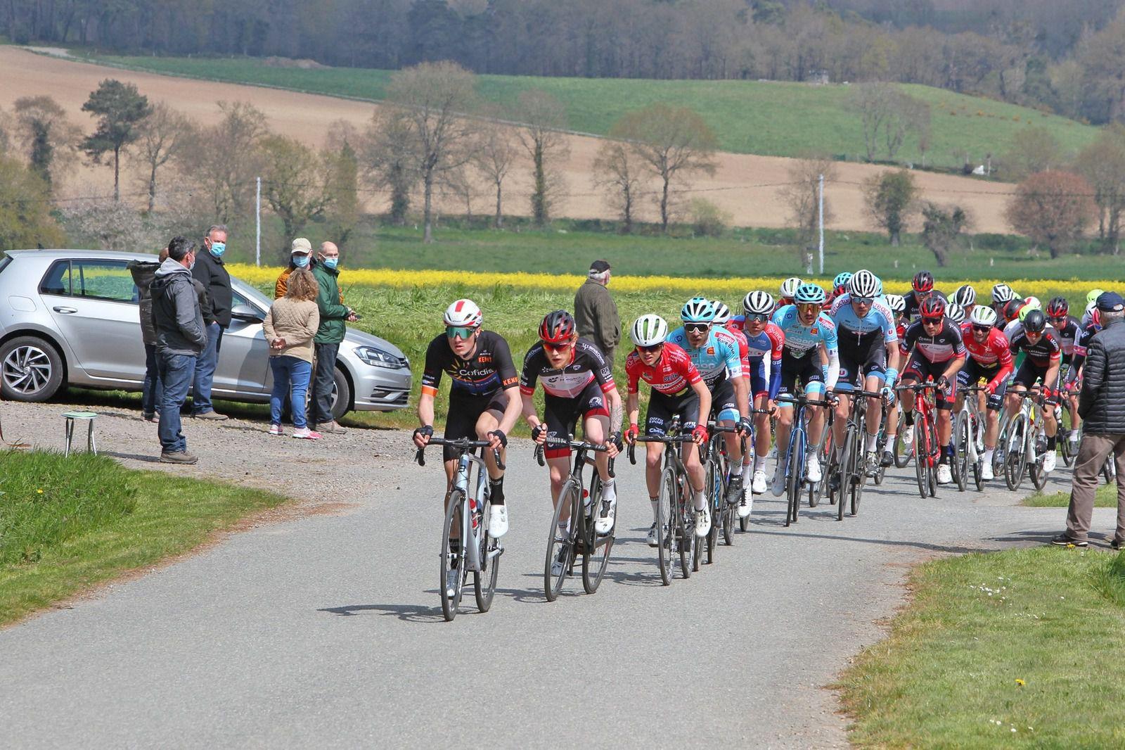 La Ronde du Porhoet, un plateau royal !