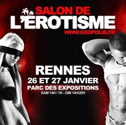 SALON EROPOLIS RENNES 2013