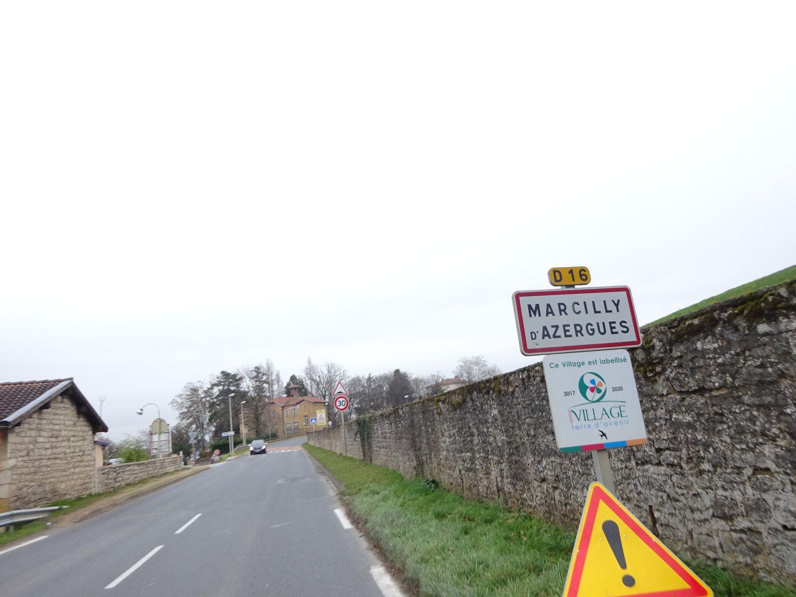 Fleurieux/l'Arbresle  Découverte  Mercredi 27 Janvier 2021